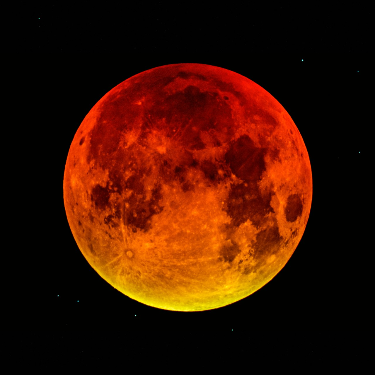 Super Blood Moon 2015 (Total Lunar Eclipse)