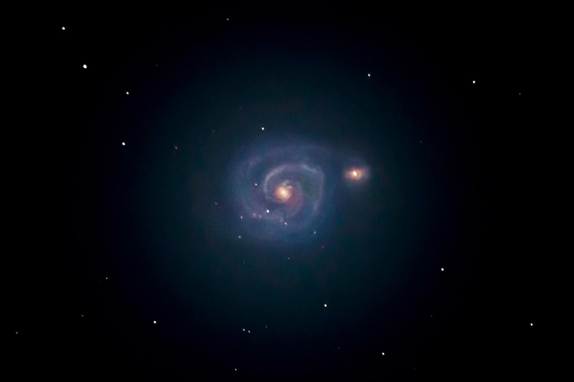 Whirlpool Galaxy (M 51)