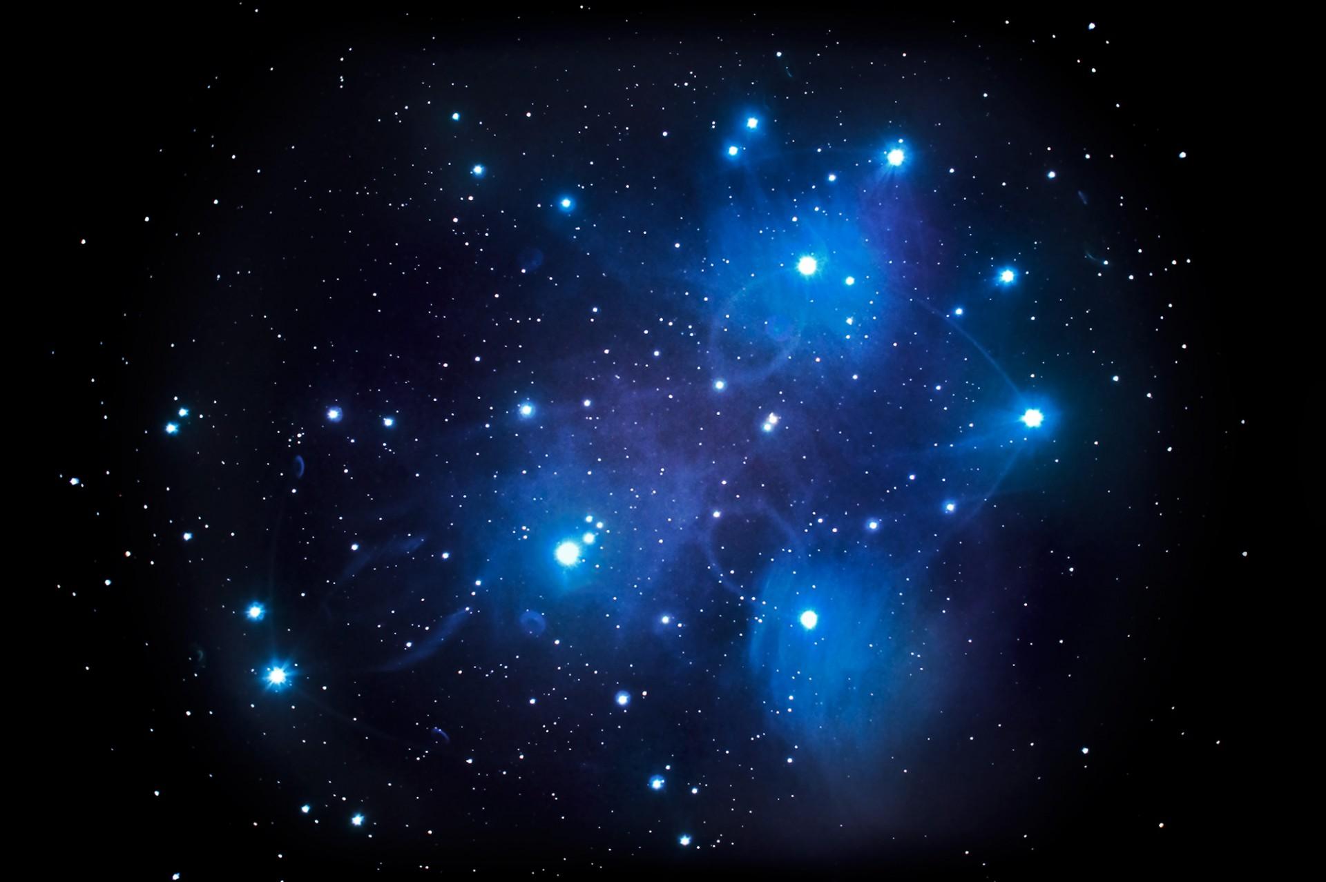 Pleiades (M 45)
