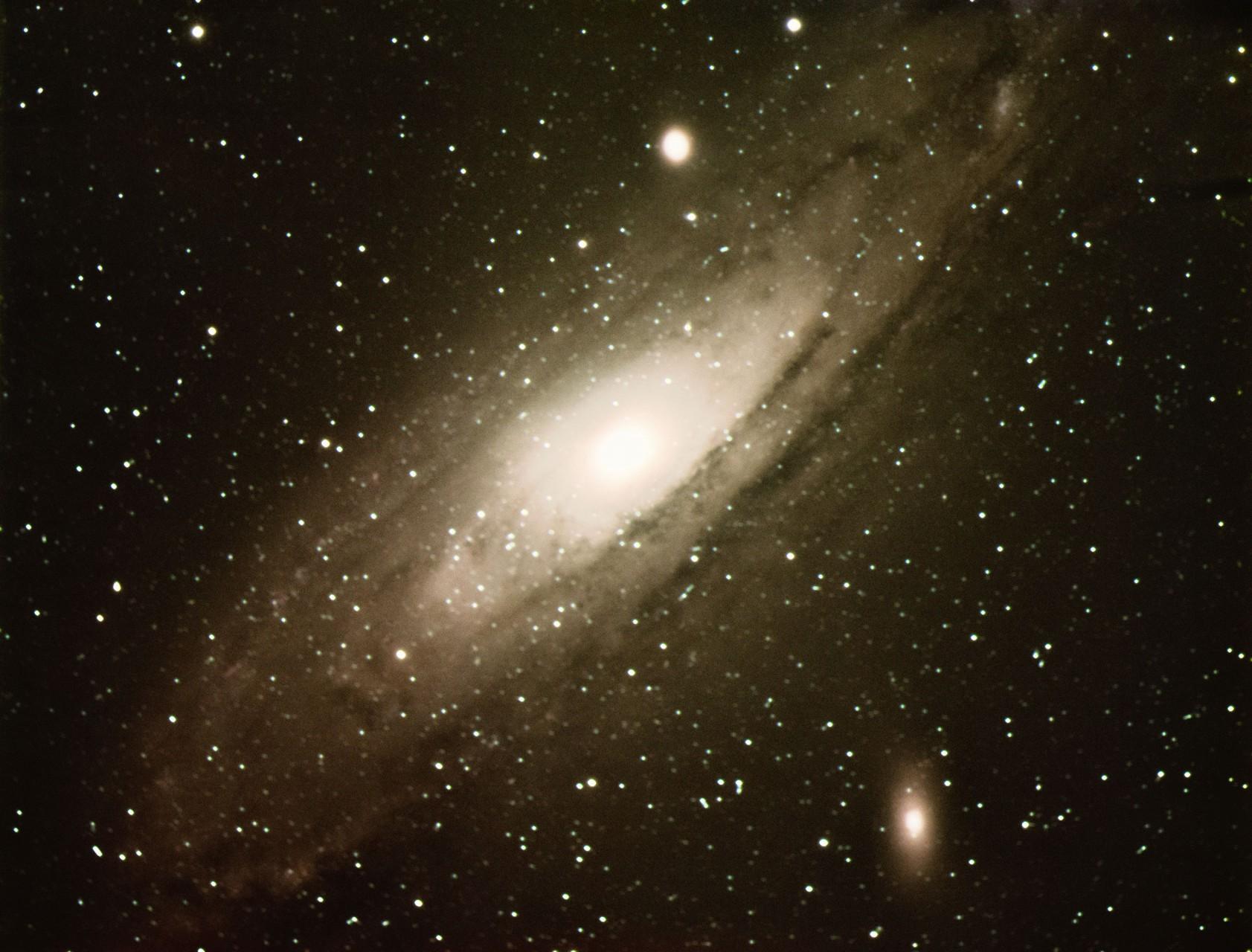 Andromeda Galaxy (M 31)