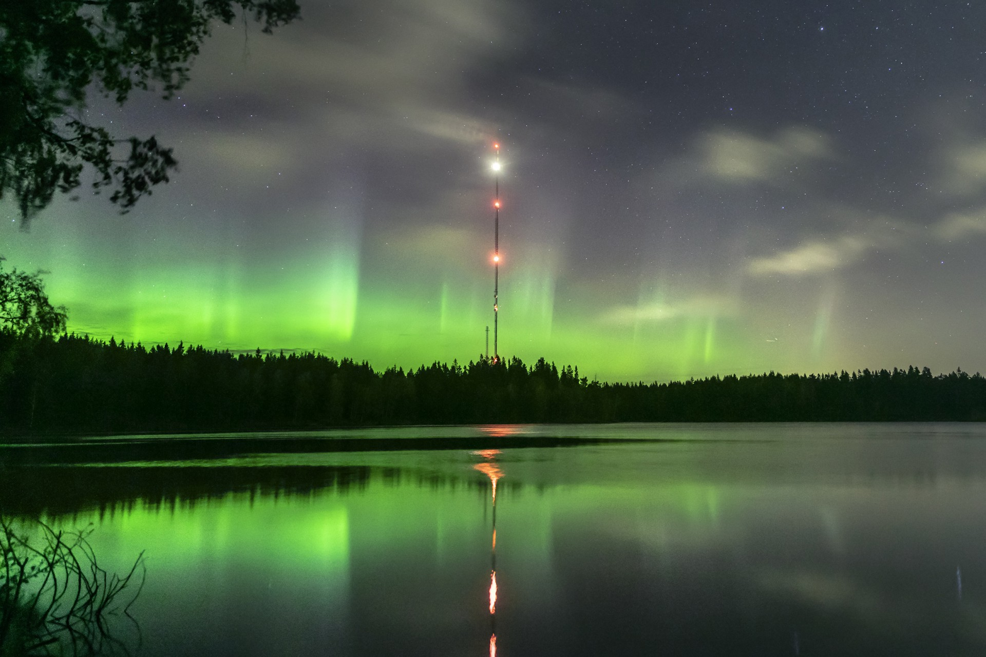 Northern Lights, Billingen Skövde