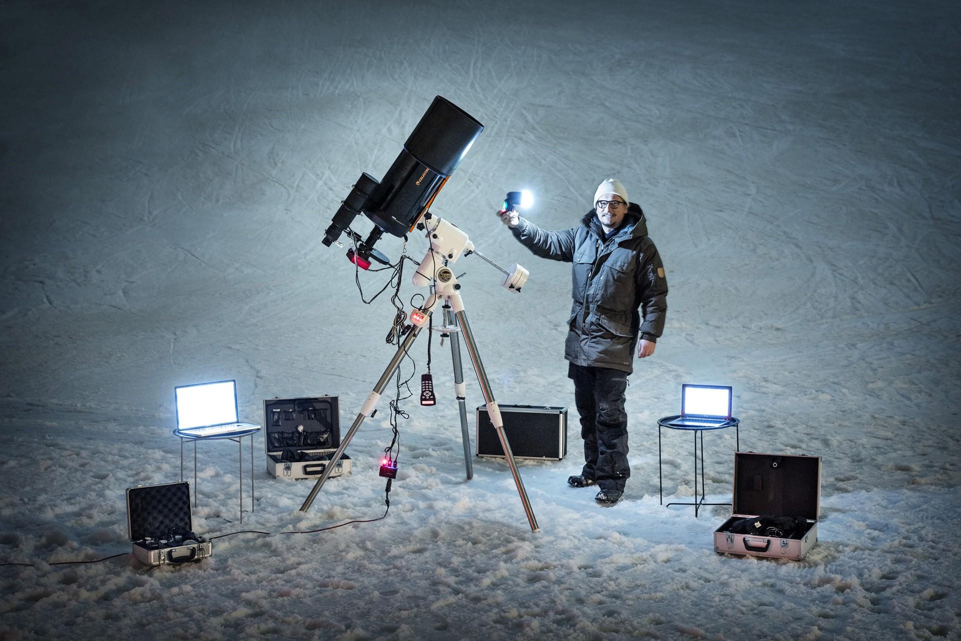 "Telescope Celestron 9.25"" Schmidt-Cassegrain"