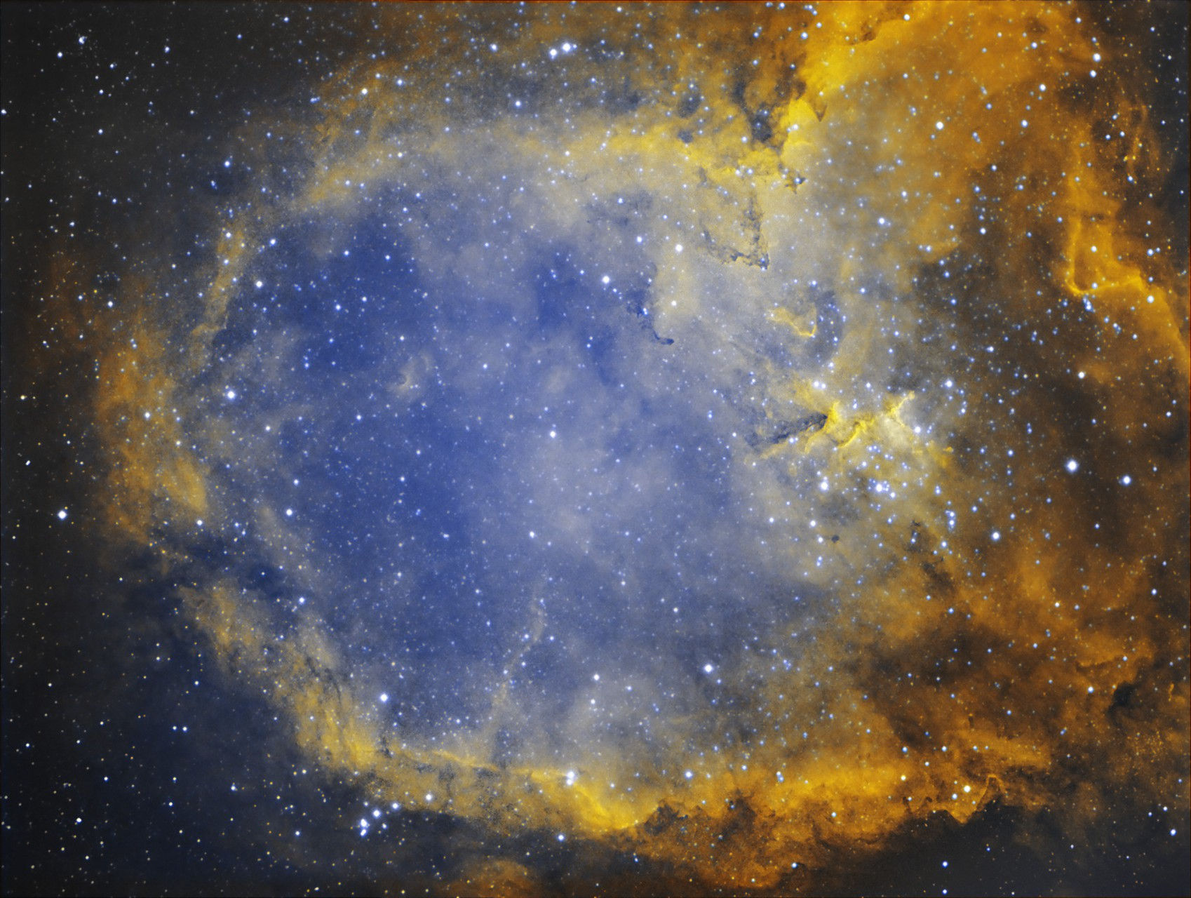 Heart Nebula (IC 1805)