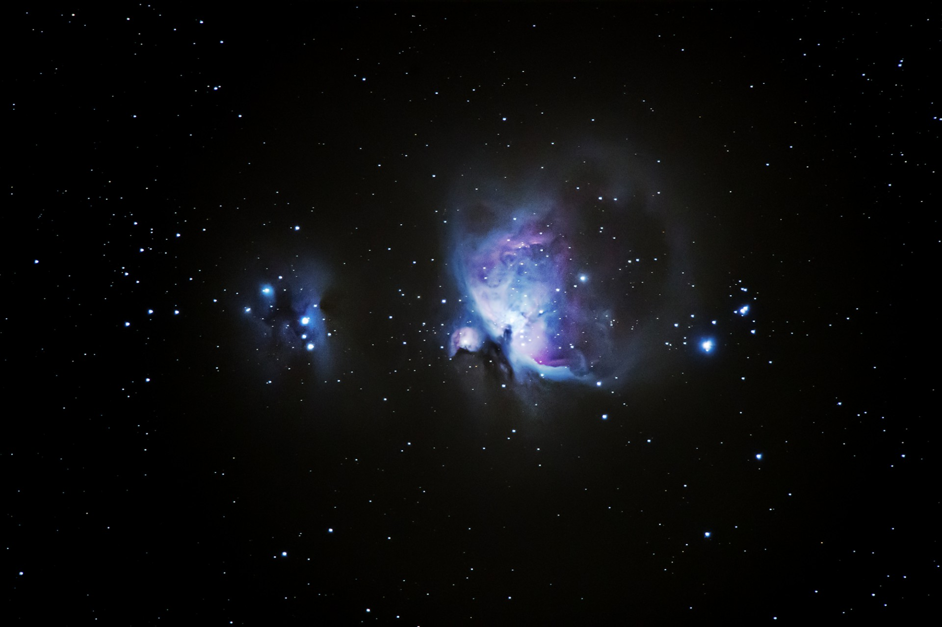 Orion Nebula (M 42)